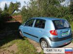 Hyundai Getz Санкт-Петербург