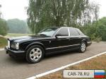 Bentley Arnage Москва