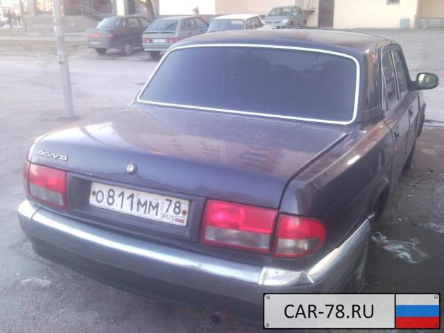 ГАЗ Волга 31105 Санкт-Петербург