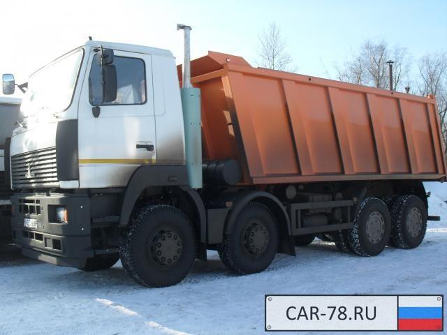 МАЗ 4722 Санкт-Петербург