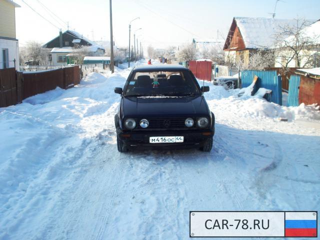 Volkswagen Golf Кострома