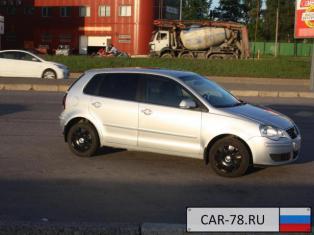 Volkswagen Polo Санкт-Петербург