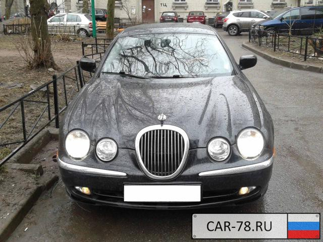 Jaguar S-TYPE Санкт-Петербург