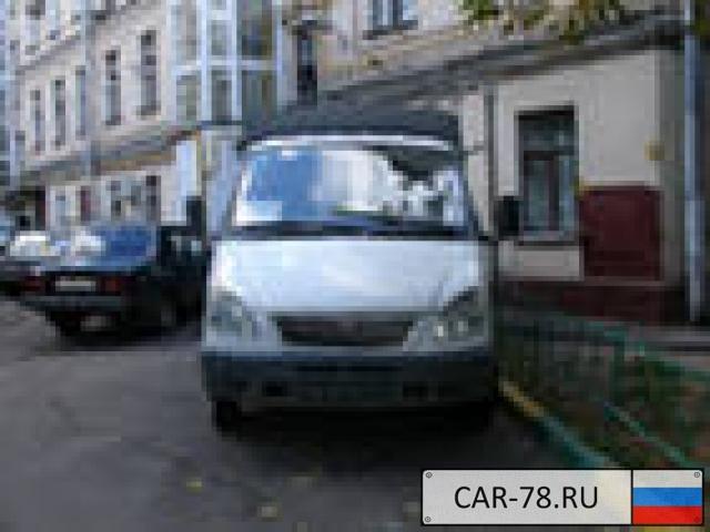 ГАЗ 3221 Челябинск
