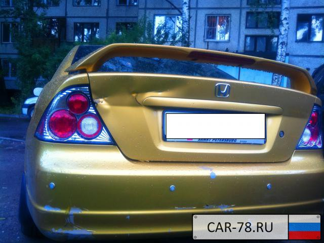Honda Civic Coupe Санкт-Петербург
