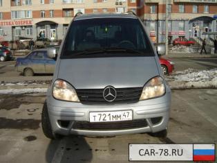 Mercedes-Benz Vaneo Санкт-Петербург