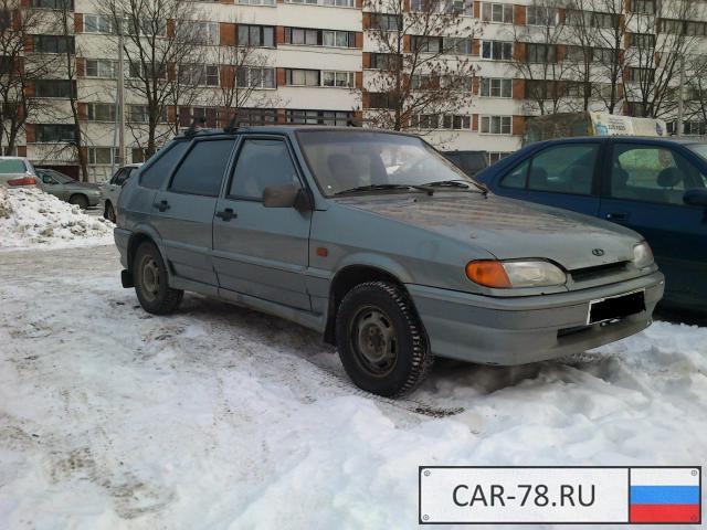 ВАЗ 2114 Санкт-Петербург