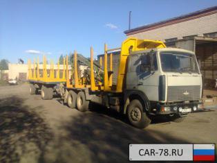 МАЗ 5334 Вологодская область