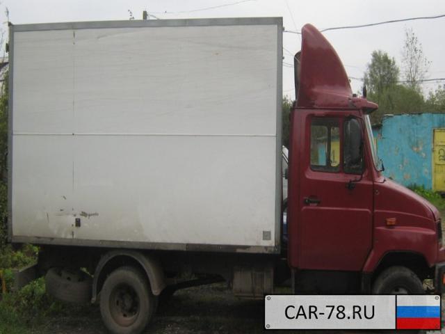 ЗИЛ 5301 Новгород