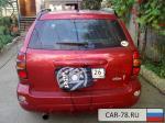Pontiac Vibe Ставропольский край