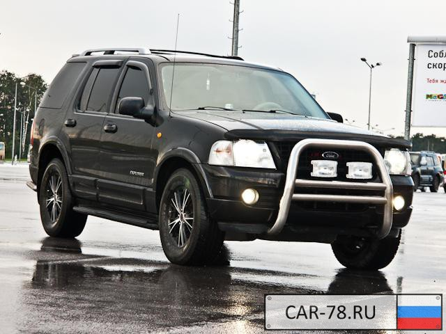Ford Explorer Санкт-Петербург