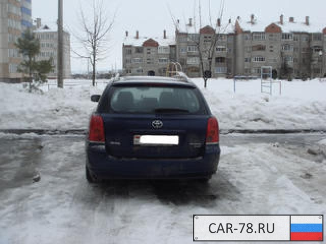 Toyota Avensis Калужская область