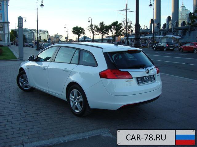 Opel Insignia Санкт-Петербург