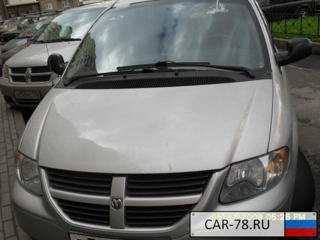 Dodge Grand Caravan Санкт-Петербург