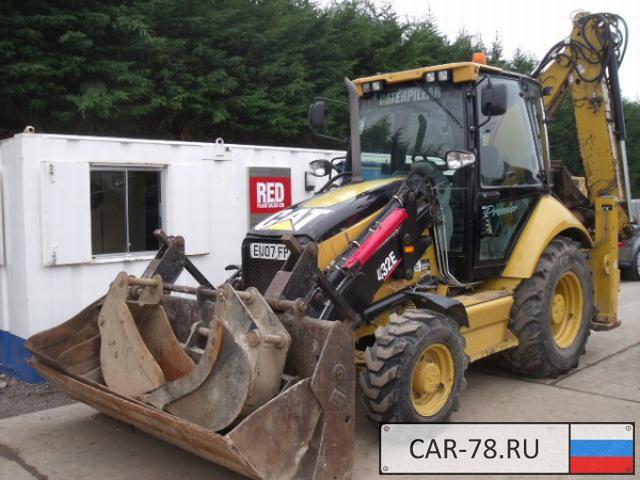 Caterpillar 416E Санкт-Петербург
