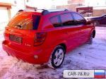 Pontiac Vibe Москва