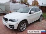 BMW X6 Москва