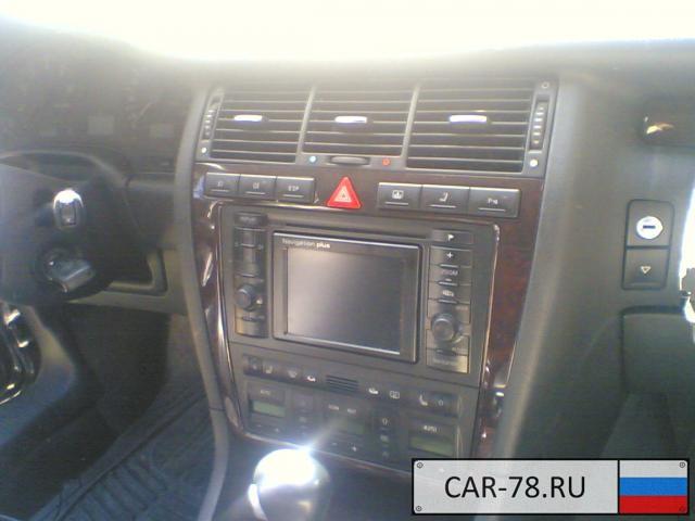 Audi A8 Ленинградская область