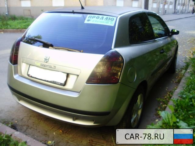 Fiat Sedici Санкт-Петербург