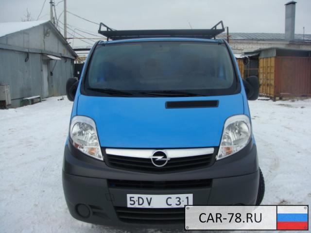 Opel Vivaro Санкт-Петербург