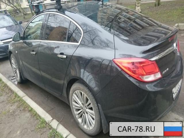 Opel Insignia Ленинградская область