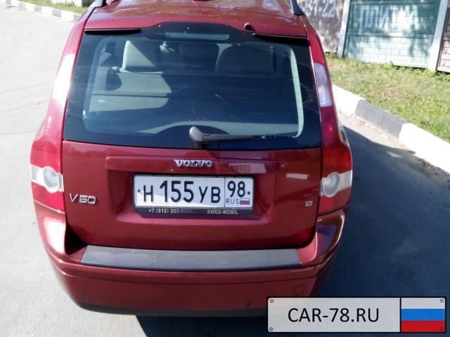Volvo V50 Санкт-Петербург
