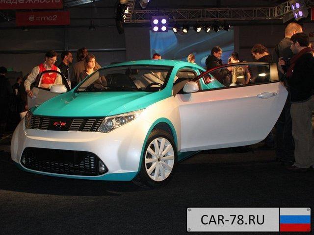 Ё-мобиль Ё-кросс-купе Москва