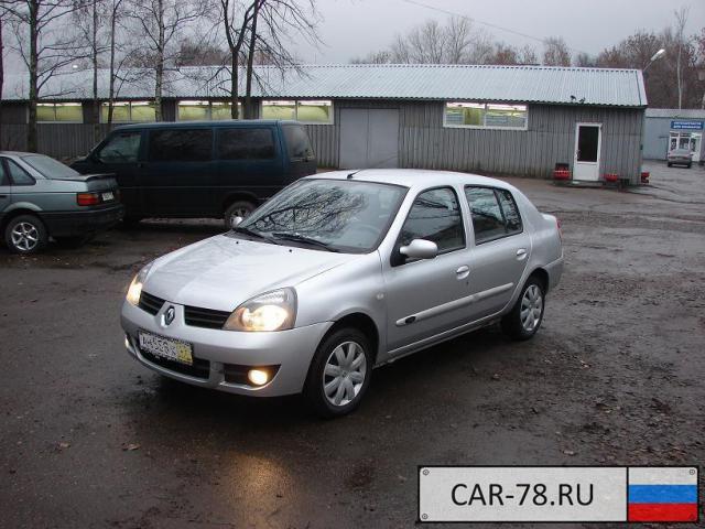 Renault Symbol Санкт-Петербург