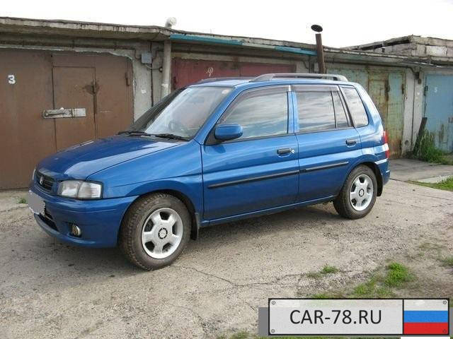 Mazda Demio Санкт-Петербург